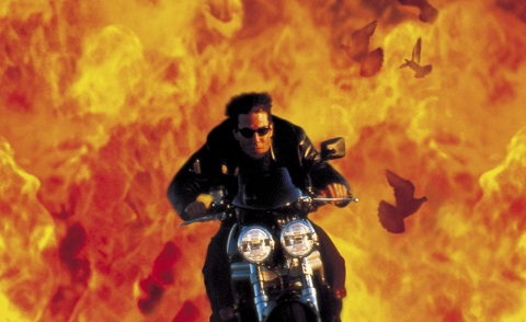 """8- Tom Cruise – """"Mission Impossible 2"""""""