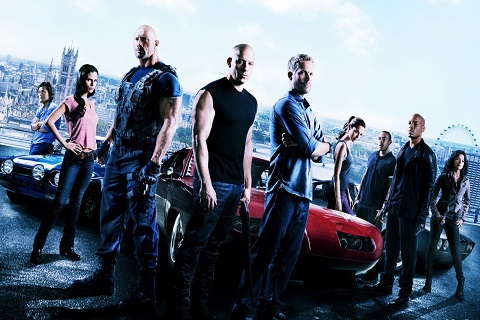 7- Fast and Furious: 3,89 tỷ USD